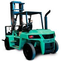 Jual Forklift Mitsubishi 1 Ton