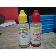 Refill Test kit Ph dan Cl