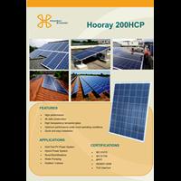 Distributor Solar Panel 200 Wp 3