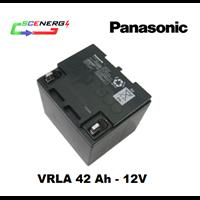 Jual Battery PANASONIC VRLA 42 Ah - 12V 2