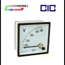 Volt Meter Analog - CIC