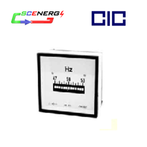 Frequency Meter Analog - CIC