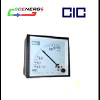 Power Factor Meter Analog (Cos Phi) - CIC 1