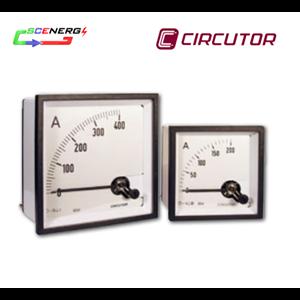 Ampere Meter Analog - Circutor