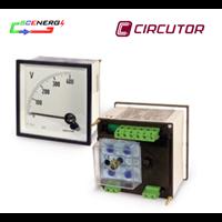 Volt Meter Analog - Circutor 1