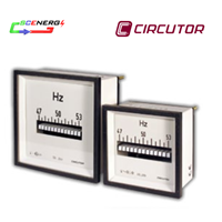 Jual Frekuensi Meter Analog - Circutor