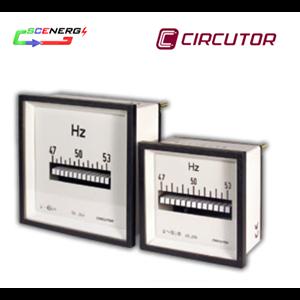 Frekuensi Meter Analog - Circutor