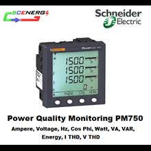 Power Monitoring Schneider PM750