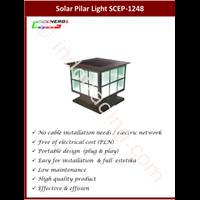 Jual Lampu Pilar Solar Cell (Scep-1248)