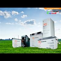 Jual Battery NS VRLA  AGM  200Ah  2