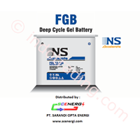 Jual Battery NS VRLA  GEL 200 Ah