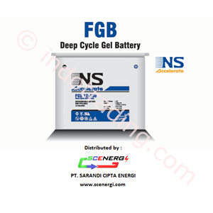 Battery NS VRLA  GEL 200 Ah