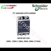 MCCB Schneider 100A - 250A  3P (EZC 250) 1