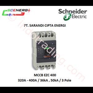 MCCB Schneider 320A - 400A  (EZC 400)
