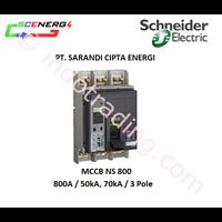 MCCB Schneider 800A  (NS 800 NH) 1