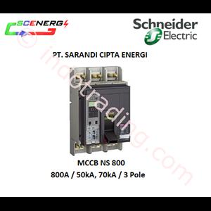 MCCB Schneider 800A  (NS 800 NH)