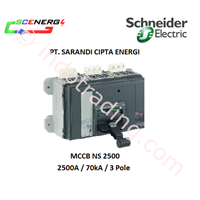 MCCB Schneider 2500A  (NS 2500) 1