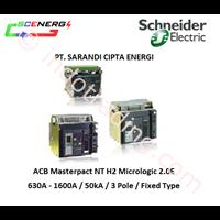 ACB Schneider 630A - 1600A (NT Series) 1