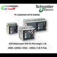 Jual ACB Schneider 800A - 6300A (NW Series)