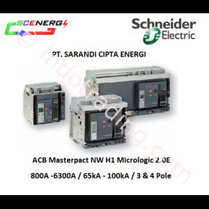 ACB Schneider 800A - 6300A (NW Series)