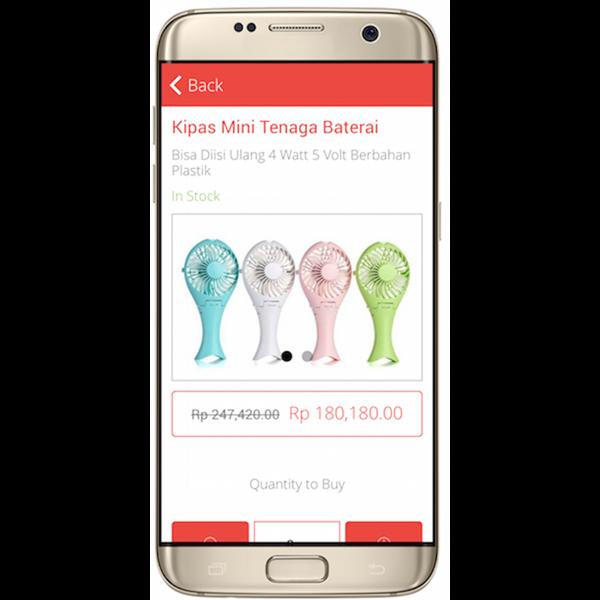Foto Dari  iOS dan Android 3