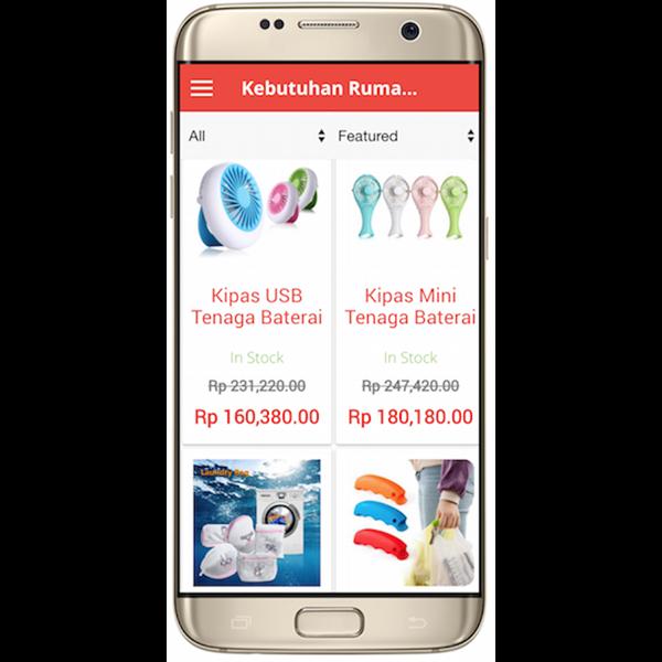 Foto Dari  iOS dan Android 2