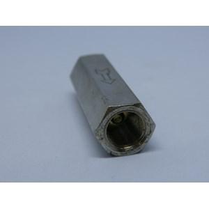 Dari Check valve pneumatic - one way valve no return - drat dalam 1/8
