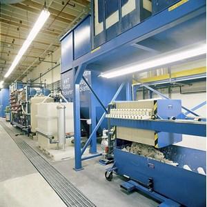Dari Industrial Filter Press 0
