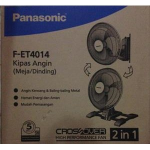 Dari Kipas Angin - CrossOver Strong Fan Panasonic 0