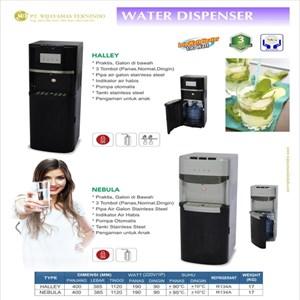 Dari Dispenser Minuman / Water Dispenser / / Dispenser Air Minum / Dispenser Galon di Bawah / Halley / Nebula 0