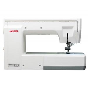 Dari Janome mc8900qcp Quilting SE Mesin Jahit Quilting Komputer Long Arm Model - Biru Putih 5