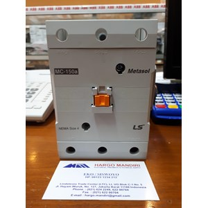 From LS Contactor MC-150a 220V  0