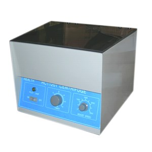 From 8x15ml centrifuge 0