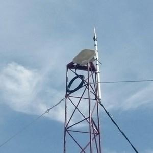 Dari Antena Digital Tower Tri angle 0