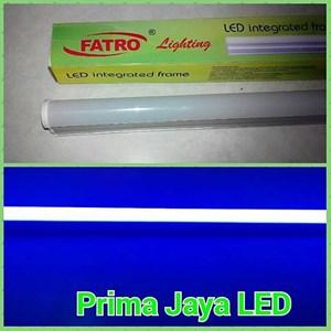 Dari Lampu Neon T5 LED Warna Biru 0