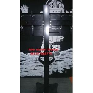 Dari  Standing Bracket TV led Plat kupu kupu berdiri  (2 LCD LED TV) 3