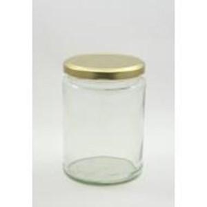 From round jar bottle 1