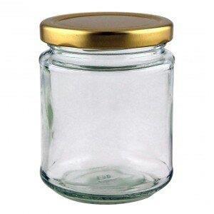 From round jar bottle 2