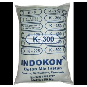 Dari Beton Mix Instan Indokon K-300 0