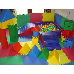 From Educational Toys Playgroup Soft Play 3