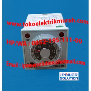 From FOTEK  Type TM48-M6  Timer  2