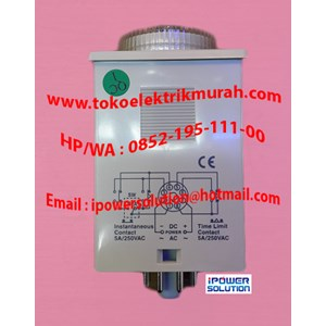 From FOTEK  Type TM48-M6  Timer  1