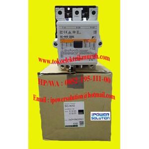 Dari Kontaktor Magnetik  Tipe SC-N10 Fuji 2