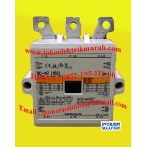 Dari Tipe SC-N7 150A Fuji  Kontaktor Magnetik  3