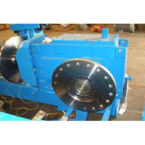 Dari Mining Industry Applications Solid output shaft with rigid Flange Coupling 1