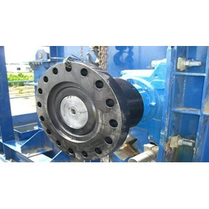Dari Mining Industry Applications Solid output shaft with rigid Flange Coupling 2