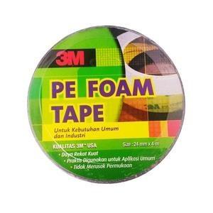 Dari Isolasi 3M Double Tape Pe Foam 0