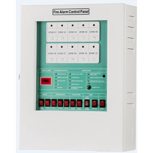 From Fire alarm control panel conventional Yunyang YF-01  0