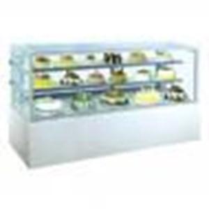 Dari Kulkas Showcase Rectangular Cake/Chocolate Showcase Type: MM780V 0
