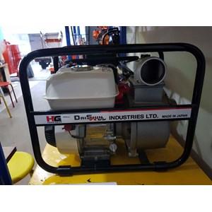 Dari Pompa Irigasi Air Bensin Honda SCR - 80 HP 3 dim  + Engine GP160  3